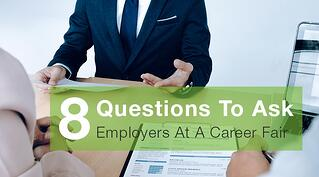 8 questions to ask employers at a career fairjpg