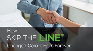 How Skip the Line Changed Career Fairs Forever