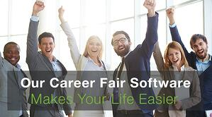 Our Career Fair Software Makes Your Life Easier