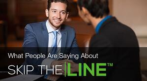 What People Are Saying About Skip The Line