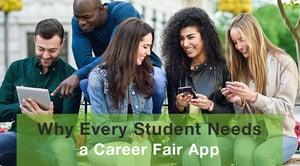 Why Every Student Needs a Career Fair App