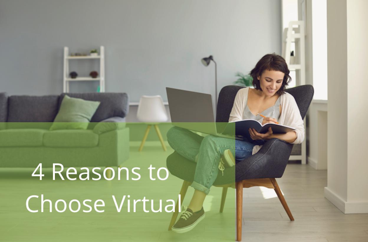 Virtual vs In-person Career Fairs: 4 Reasons to Choose Virtual