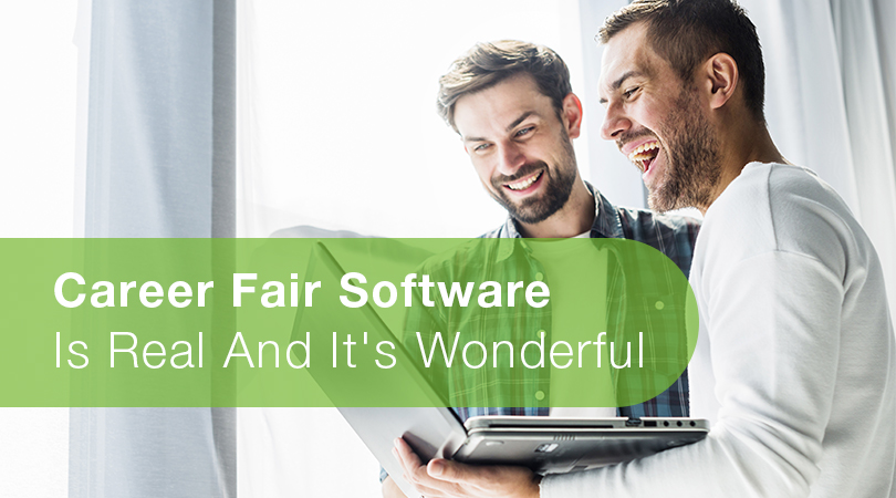 Career Fair Software Is Real And It's Wonderful