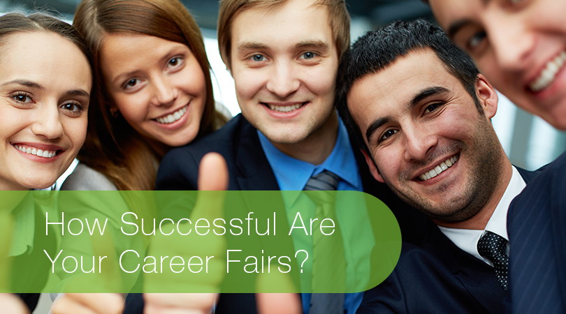How Successful Are Your Career Fairs?