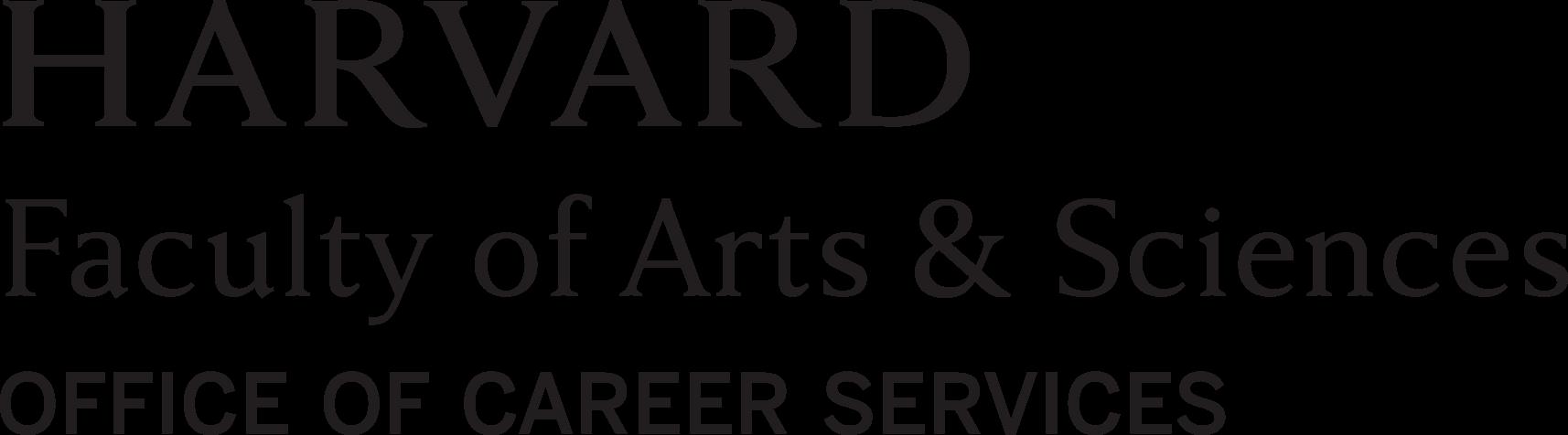 Harvard University OCS
